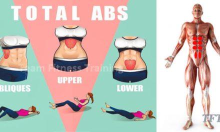 4 exercices pour obtenir des abdominaux plats