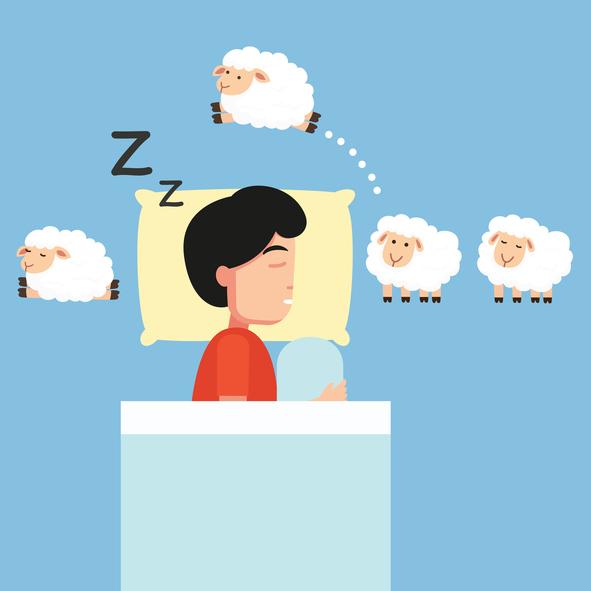 Comment s'endormir en moins d'une minute