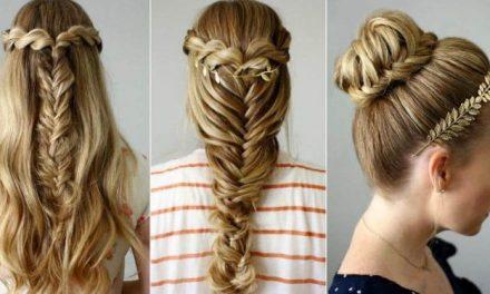 Voici comment vous coiffer en fonction de votre type de cheveux !