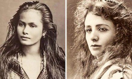 Ces photographies de 100 ans d'âge montrent «les plus belles femmes» du 20ème siècle