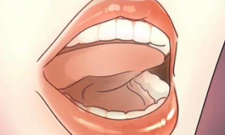 La chose géniale qui arrive à votre corps quand vous touchez votre palais avec votre langue et respirez