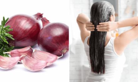 Une ancienne recette qui stoppe la chute de cheveux et les fait repousser