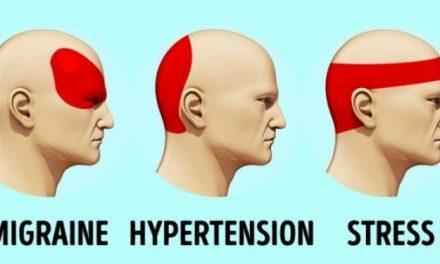 Voici comment se débarrasser d'un mal de tête en 5 minutes sans médicaments