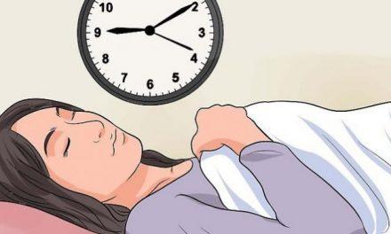 Voici comment vous endormir profondément en seulement 30 secondes !