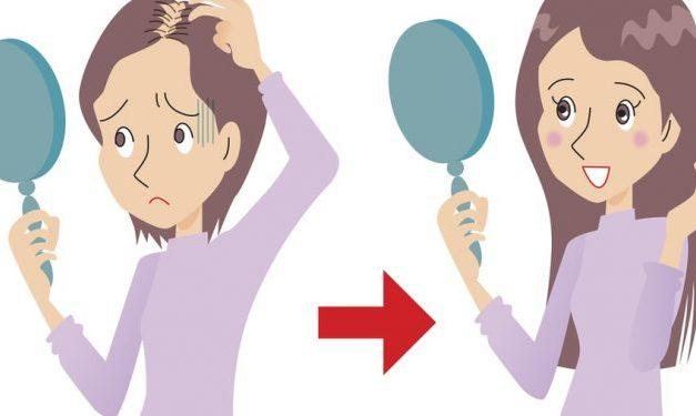 Appliquez ceci sur votre cuir chevelu pour lutter contre la perte de cheveux