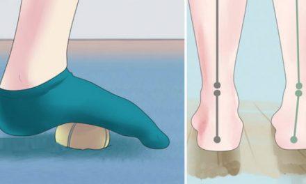 Débarrassez-vous des douleurs aux pieds en quelques minutes grâce à ces 5 étirements super efficaces !