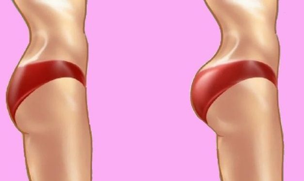 Voici comment avoir de superbes fesses, cuisses et abdominaux facilement !